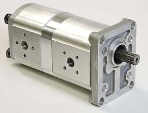 NEW 32771-76202 Tandem Hydraulic Pump Fits Kubota L48