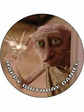 7.5 HARRY POTTERS ELF DOBBY  EDIBLE ICING SHEET BIRTHDAY CAKE TOPPER