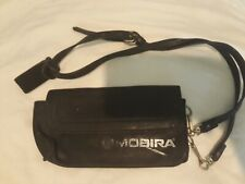 Vintage Nokia Cityman Mobira Carry Case Leather Shoulder Bag mobile phone 80s