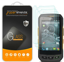 3X Supershieldz Sonim XP7 Tempered Glass Screen Protector Saver
