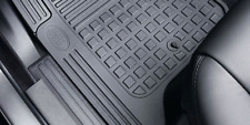 Genuine  Floor Mats Rubber - First & 2nd Row Set LR006238