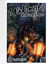 A Nightmare On Elm Street Paranoid #2, NM Avatar