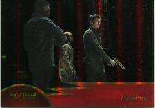 The Flash Season 1 Foil Parallel Base Card #63 I Am Grodd