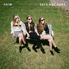 HAIM: DAYS ARE GONE 2013 CD NEW