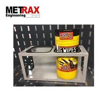 2 Big Wipes Holder. Towel Holder. Van Racking Trafic T5 Transit Vivaro Vito