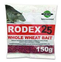 Pelgar Rodex 25 Whole Wheat - 80  X 150 GM  [GRA-WWZ-BRO-R-150G-12KG-P]