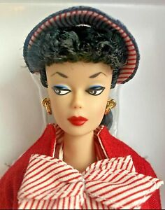 #1 Barbie Vintage Repro BUSY GAL SIGNATURE GOLD LABEL New In Box Reproduction
