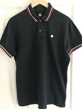 Pretty Green Polo Shirt Large L Mod Liam Gallagher