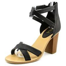 Sandalias con tiras de mujer sintético Talla 39