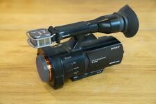 Sony NEX-VG900 B NTSC Camcorder - body only with batteries - uses E-mount lenses