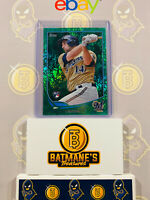 2013 Topps Jeff Bianchi #US183 RC Rookie Green Refractor Baseball Card NM/M MINT