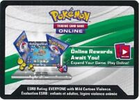 10 XY Evolutions Codes Pokemon TCG Online Booster Pack - Emailed FAST!