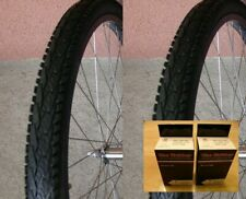 """Pair (2) of Deli 26x1.95"""" Bicycle Bike Tire SA-282 Puncture Resistance + 2 Tubes"""