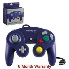 Gamecube USB Controller Gamecube PC Wired Gamepad Retro-Link Purple