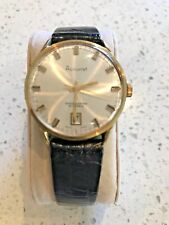 Accurist Gold Plated Stainless Steel men's watch (14)