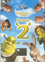 Dvd Shrek 2 Edizione Speciale 2 dischi DREAMWORKS editoriale 2004