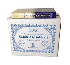 Sahih Al-Bukhari (9 Vol. Set) - Darussalam