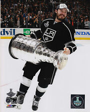 Los Angeles Kings 2014 Stanley Cup 8x10 Champions Drew Doughty NHL Hockey Champs
