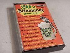 20 X Stimmung ganz groß  Polyband – German Cassette