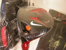 New Lefty Nike VRS Covert Tour Fairway 5 Wood Kuro Kage Silver Extra Stiff Flex