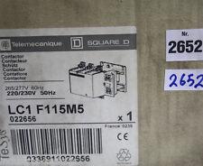 schneider LC1F115M5 Telemecanique Square D Protección contactor LC1 F115M5 3