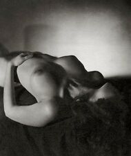 "Renato Toppo , Vintage Photogravure, "" NUDE"", plus COA"