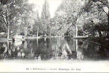 CPA 33 BORDEAUX  jardin botanique  (le lac)