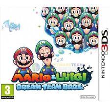 Mario & Luigi: Dream Team Bros (nintendo 3ds & 2ds)