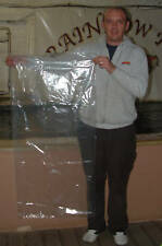 """46"""" x 24"""" QUALITY KOI / FISH BAGS. EXTRA LARGE. 10 PACK"""