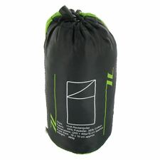 Poly Cotton Sleeping Bag or YOUTH HOSTEL Rectangular LINER ( Travel Camping