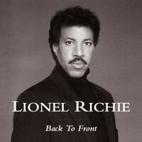 LIONEL RICHIE Back To Front CD BRAND NEW Best Of Greatest Hits