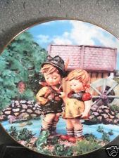 Hummel Danbury Mint Hello Down There '80 Frog Mib Ltd Ed Plate