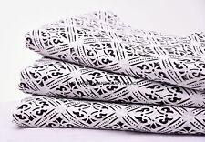5 Yard Block Printed Cotton Indian Natural Sanganeri Print Sewing Apparel Fabric