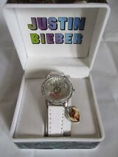 JUSTIN BIEBER WATCH GIFT SET IN THE BOX - NEW