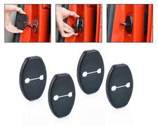 4X Car Door Striker Cover Lock Antirust Protector Case fit for Audi A1 VW GOLF