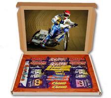 Speedway Motorbike Dirt 24 Bar Cadbury Chocolate Hamper Personalised Gift Box