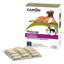 Helpage Integratore per cani con Vitamine ed antiossidanti Naturale Camon Cane