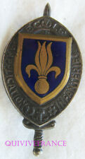 IN9899 - Insigne Ecole d'Application d'Infanterie, AUVOURS, plein