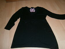 Shirt Gr. 38/40 2er Pack schwarz u. blau