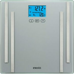 New Other Homedics Smart Scale Body Fat Scale Interface with Bluetooth