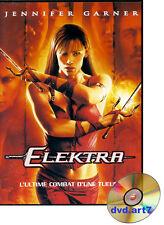 DVD : ELEKTRA - Jennifer Garner - MARVEL