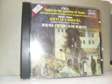 Falla – Nights In The Gardens Of Spain -De Larrocha / LPO / De Burgos