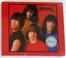 THE RAMONES - END OF THE CENTURY - CD Sigillato Expanded Edition