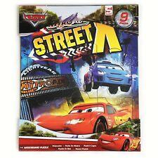 Disney Pixar Cars puzzle board Kids Children Educational Fun Gift Game jigsaw