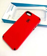 Speck CandyShell HardShell Case/Cover For Apple iPhone 5/5s/SE POMODORO RED/BK