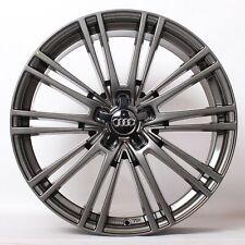 19 Zoll Alufelgen Audi A3 Q3 TT S4 A4 B8 8K S5 A5 8T S6 A6 4G A7 Q5 8R SQ5 WH18