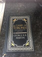 A Game Of Thrones The Illustrated Edition Book George R.R Martin