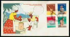 Mayfairstamps Netherlands Antilles 1962 Cultural Stamps first Day Cover wwf98753