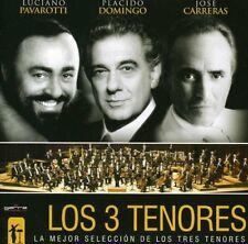 Luciano Pavarotti - La Mejor Seleccion de los 3 Tenores [New CD] Argentina - Imp