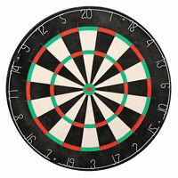 Blade 5 Dual Core Bristle Dartboard w/Increased Scoring Area Dart Deflection